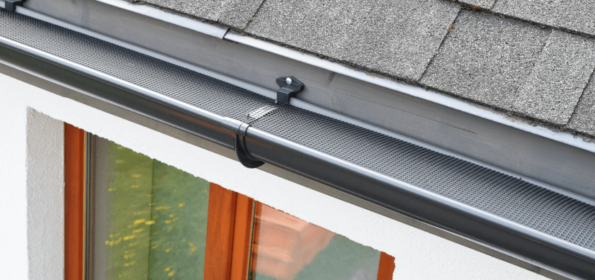 gutter cleaning image for Branson
